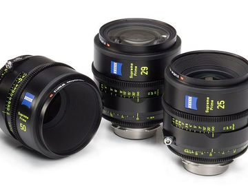 Zeiss Supreme Prime T1.5 (Set of 3)