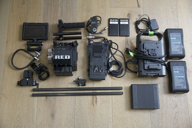 RED Epic-MX 5K FULL PACKAGE