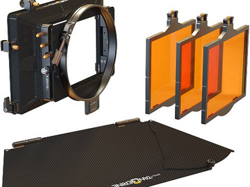 Rent: Bright Tangerine Misfit 3-Stage Matte Box