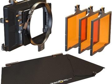 Rent: Bright Tangerine Misfit 3-Stage Matte Box