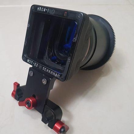 Lomo Square-Front Anamorphic Prime Lens