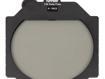Rent: Tiffen Multi Rota Tray with 138mm Circular Polarizer