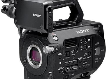 Rent: Sony FS7, SmallHD 702 Bright, and Tripod Package