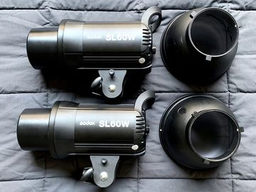 Godox SL-60W LED Lights
