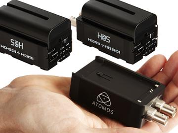Rent: Atomos S2H HDMI to SDI Converter