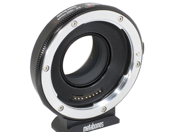 Rent: Metabones Speed Booster S version (EF glass on MFT body)
