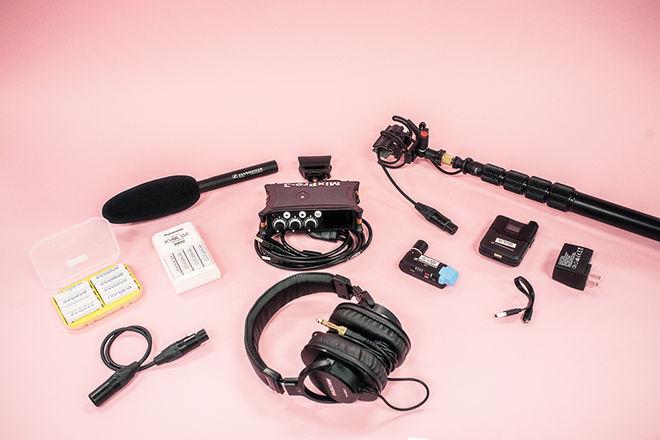 Sound Devices Sound Kit (MixPre-3)