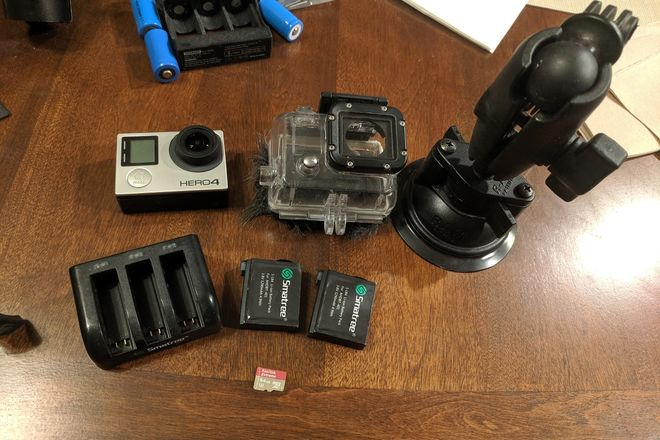 GoPro HERO4 Black Kit - hero 4