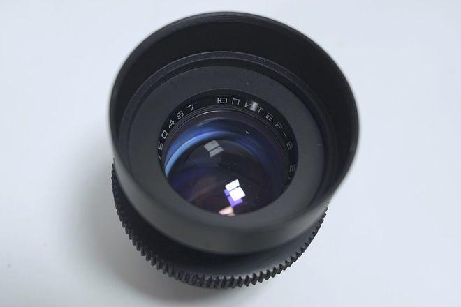 Anamorphic Mimic 85mm f/2 in EF - Close Focus - 4'/1.2m
