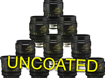 Rent: Cooke Mini S4i T/2.8 10-Set UNCOATED