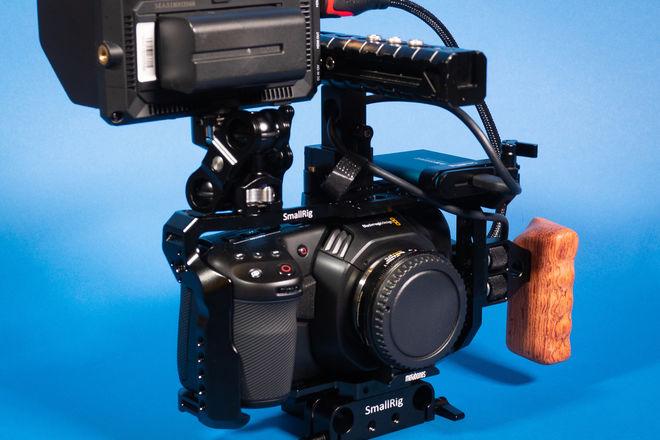 Blackmagic Pocket Cinema 4K w Speedbooster (Ready to Shoot)