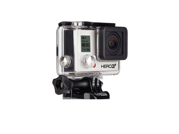 Rent: GoPro 3+ Black Edition w BacPac + more