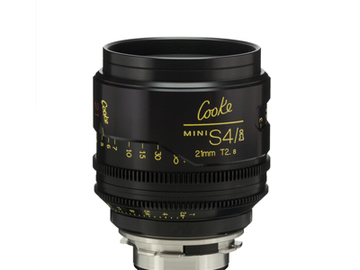Rent: 21mm Cooke Mini S4i T/2.8 Lens