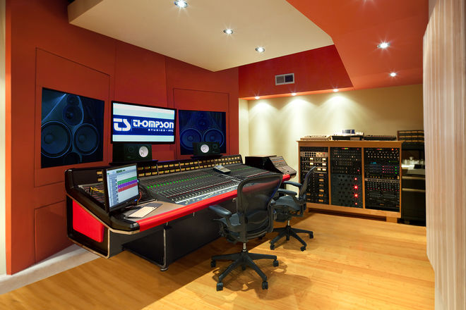 Thompson Studios - State of the Art Recording Studios