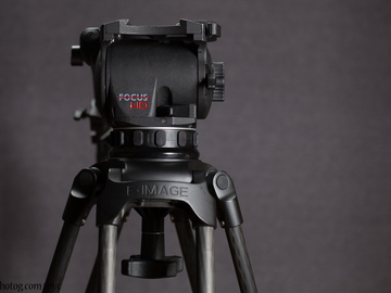 Rent: Cartoni Focus HD Fluid Head w/ Carbon Fiber Legs