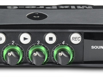 Sound Devices MixPre 6 Recorder