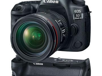 Rent: Canon EOS 5D Mark IV Bundle