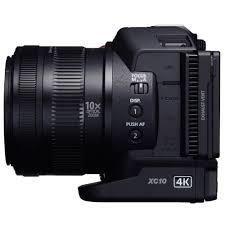 Canon XC 10 - 4K