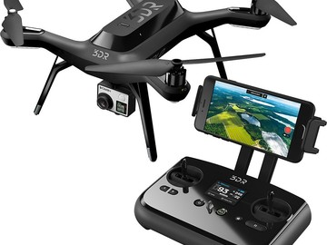 Rent: 3DR Solo Drone + GoPro Hero5 Black