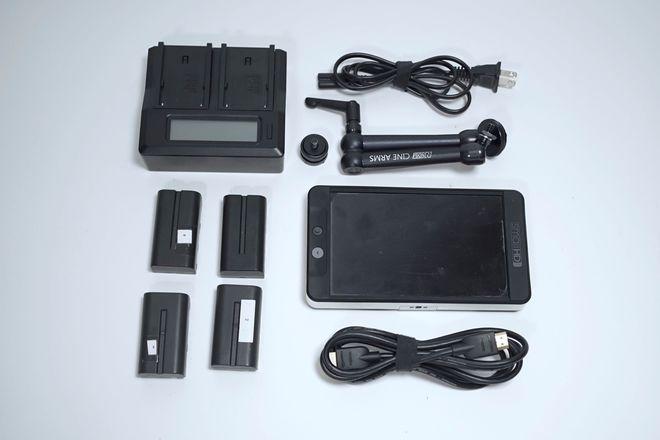 """7"""" SmallHD Lite HDMI SDI Monitor Peaking (Client, Operator)"""