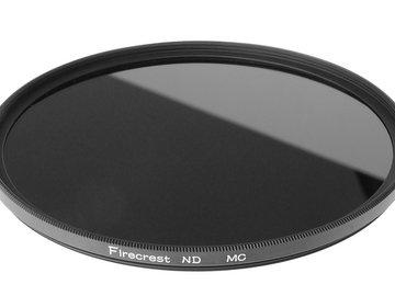 Rent: Formatt Firecrest IRND 82mm Filter Set 0.3 -2.1 w/ lens hood