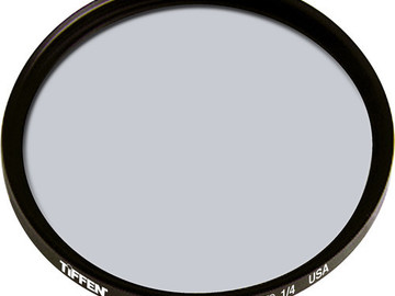 Rent: 82mm Tiffen Black Pro-Mist Filters (1/4 and 1/8)