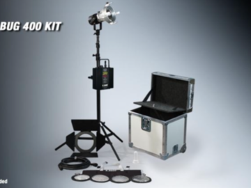 Rent: K 5600 Lighting Joker-Bug 400W HMI & Accessories