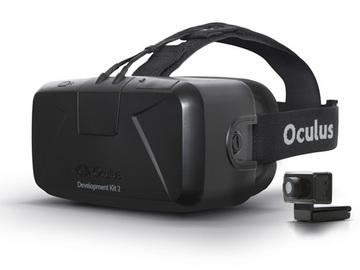 Rent: Oculus DK2 Kit