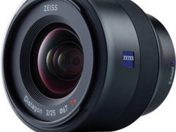 Zeiss Batis Distagon 25mm f/2 - Sony E Mount