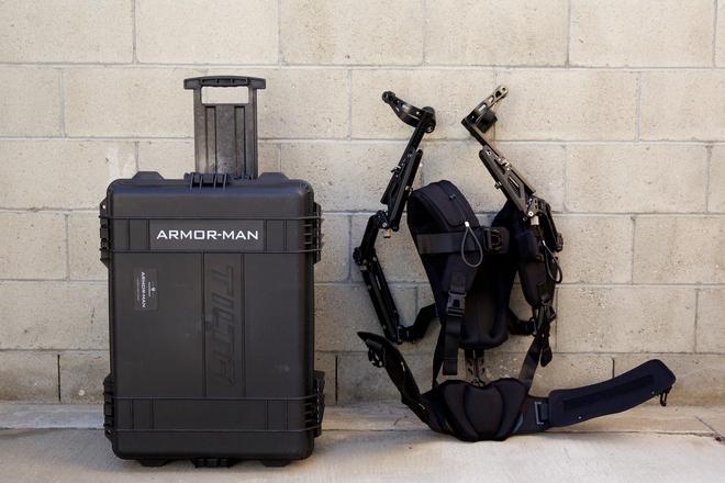 TILTA Armor Man 2 Exoskeleton Support for MoVI RONIN