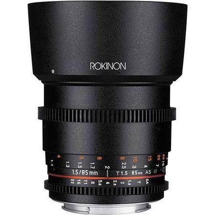 Rokinon Cine 85mm T1.5