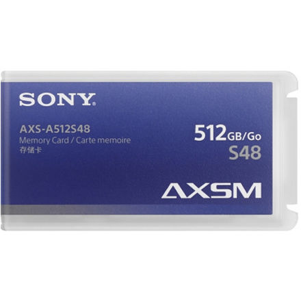SONY AXS-A512S48 512GB Memory Card