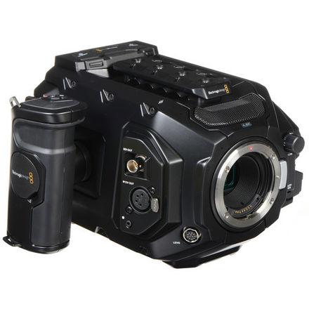 Blackmagic URSA Mini Pro 4.6K – PL, EF, or Nikon
