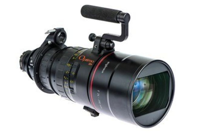 Angenieux Optimo 24-290mm T2.8 PL Zoom Lens