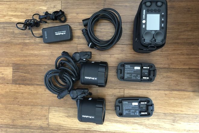 Profoto B2 kit