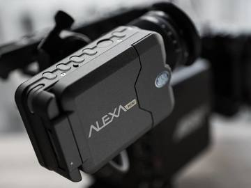 Rent: Alexa Mini Package | Anamorphic and Arri Raw License