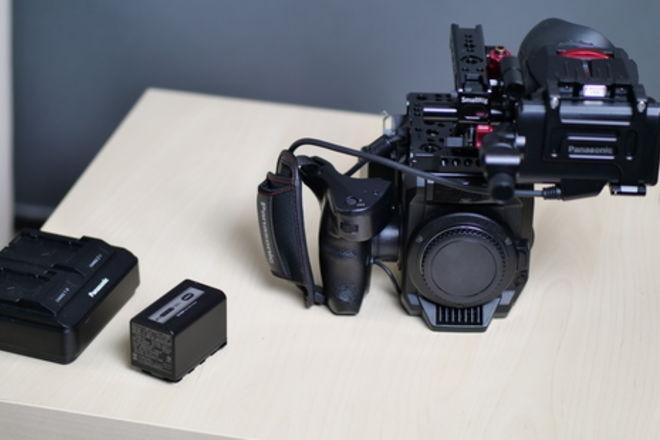 Panasonic EVA 1 - 5.7k Raw Footage