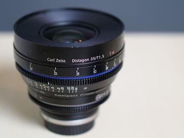 Zeiss CP.2 35mm/1.5 Super Speed Lens - Cine Cinema Lens