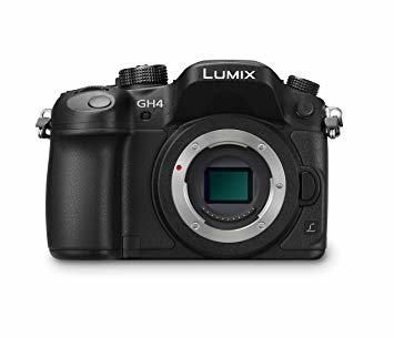 Panasonic Lumix GH4 Digital Camera with Three Lenses