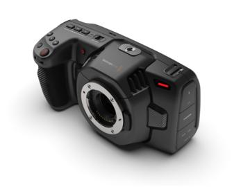 Rent: Blackmagic Design Pocket Cinema Camera 4K EF Package