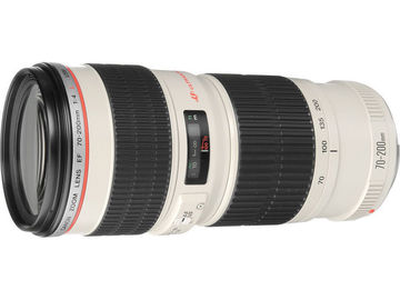 Rent: Canon 70-200mm f/4L USM