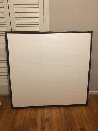 4x4 Bead Board w/Quacker Clamp