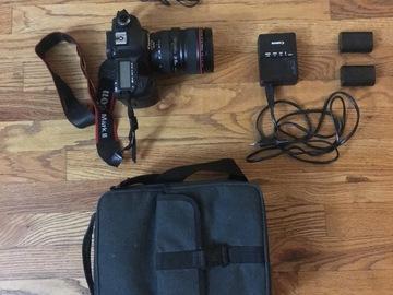 Rent: Canon 5D Mark II Kit