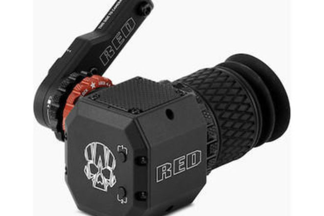 RED DSMC2 EVF Kit (with dive arm and POGO cable)
