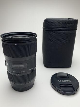 Sigma Art 18-35mm f/1.8