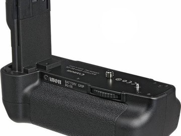 Rent: Canon BG-E6 Battery Grip for 5D Mark II