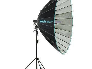 Rent: Broncolor Para Studio kit