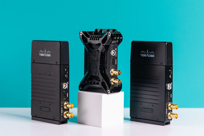 Teradek Bolt 500 XT 3G-SDI Video Tx / 2 Rx Package