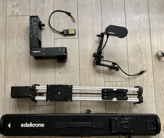 Edelkrone Motion Control Kit w/Slider Plus Pro, others