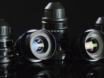 Canon K35s Prime Lens Set